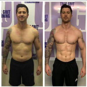 Kev's Transformation