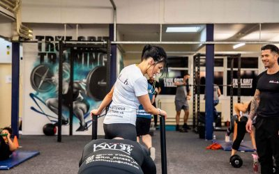 The gyms are back…..Are you taking that first step forward (again)?